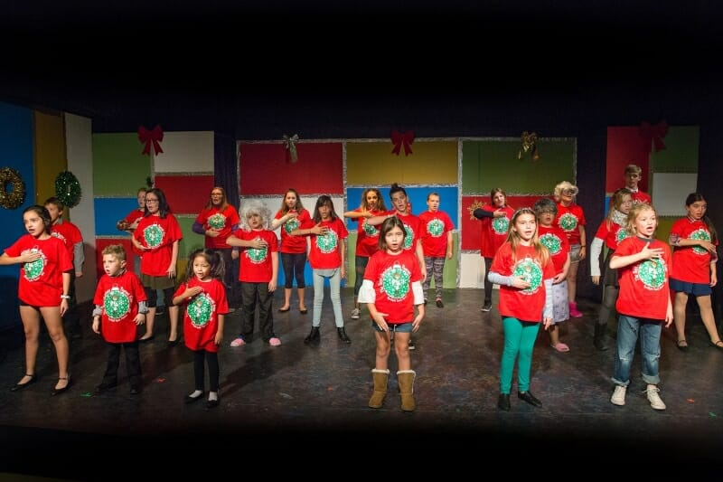 christmas pageant 1 - The Best Christmas Pageant Ever Summary