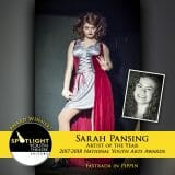 Award - Artist of the Year - Sarah Pansing - Pippin-17