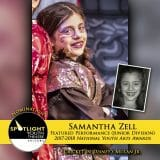Nomination - Featured Performance (Junior Division) - Samantha Zell - Mulan-9