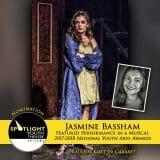 Nomination - Featured Performance in a Musical - Jasmine Bassham - Cabaret-134