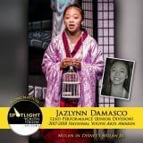 Nomination - Lead Performance (Junior Division) - Jazlynn Damasco - Mulan-5