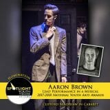 Nomination - Lead Performance in a Musical - Aaron Brown - Cabaret-138