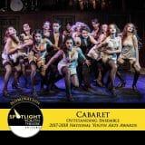 Nomination - Outstanding Ensemble - Cabaret