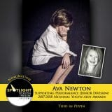 Nomination - Supporting Performance (Junior Division) - Ava Newton - Pippin Act 2-41
