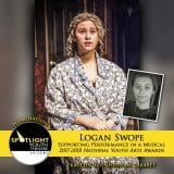 Nomination - Supporting Performance in a Musical - Logan Swope - Cabaret-282
