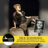 Nomination - Supporting Performance in a Play - Nick Scaringelli - Romeo and Juliet
