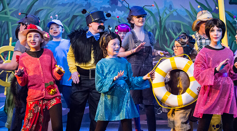 Spotlight Youth Theatre of Arizona presents the state premiere of Beat Bugs: A Musical Adventure