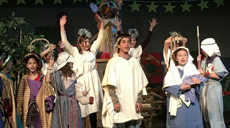 The Best Christmas Pageant Ever: The Musical performed by Spotlight Youth Theatre