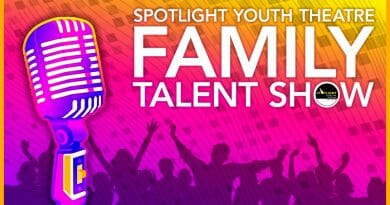 Spotlight Youth Theatre Family Talent Show