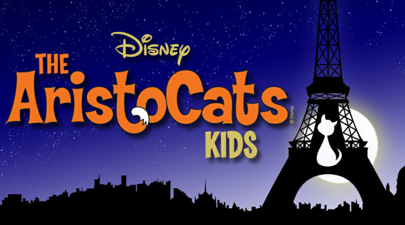 Disney The Aristocats Kids, performed by Spotlight Youth Theatre
