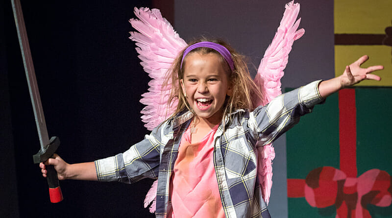 Don't miss The Best Christmas Pageant Ever through Dec. 16!