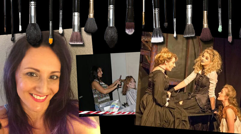 Spotlight Youth Theatre Hair and Makeup Workshop with Angel DeMichael