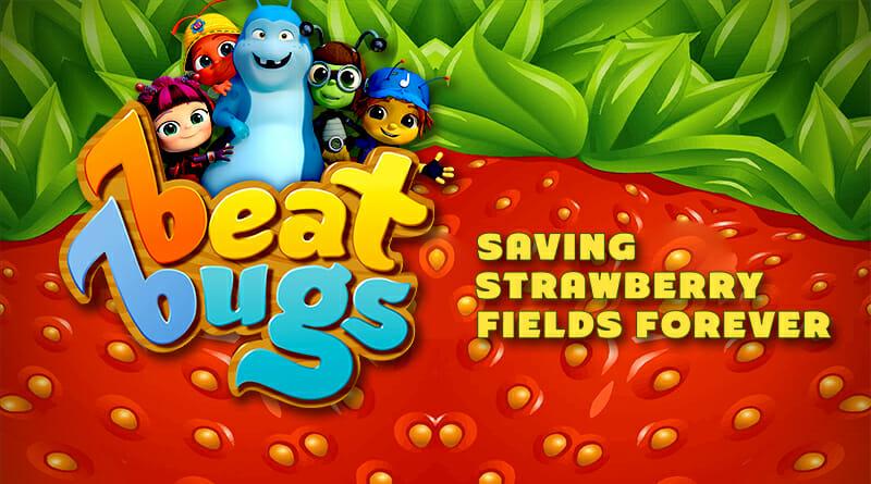 Beat Bugs: Saving Strawberry Fields Forever