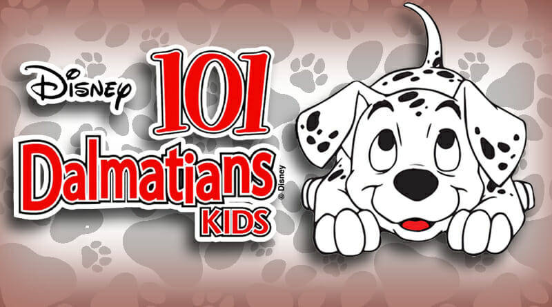 Spotlight Youth Theatre presents Disney's 101 Dalmations KIDS, January 2020