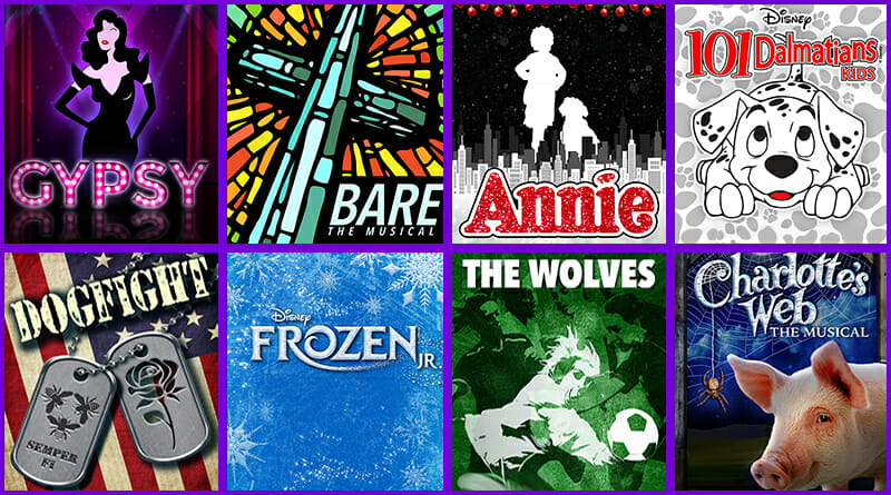 Spotlight Youth Theatre 2019-2020 Season