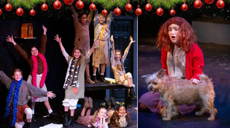 Spotlight Youth Theatre presents Annie, Dec. 2019