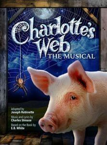 Spotlight Youth Theatre presents Charlotte's Web