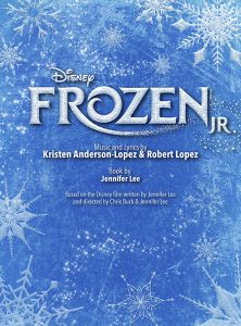 Spotlight Youth Theatre presents Disney's Frozen Jr.