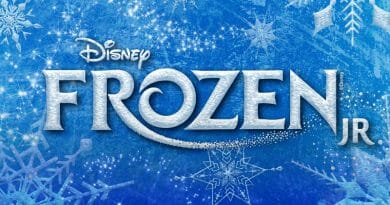 Spotlight Youth Theatre presents Disney's Frozen JR., February 2020