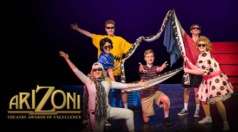 Spotlight Youth Theatre 2018-2019 ariZoni Theatre Awards of Excellence