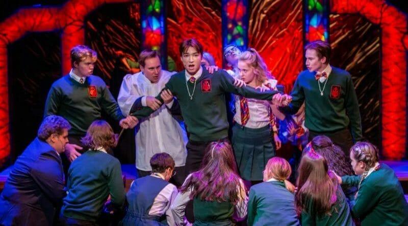 Spotlight Youth Theatre presents bare