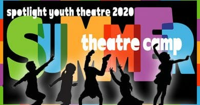 Spotlight Youth Theatre 2020 Summer Camps