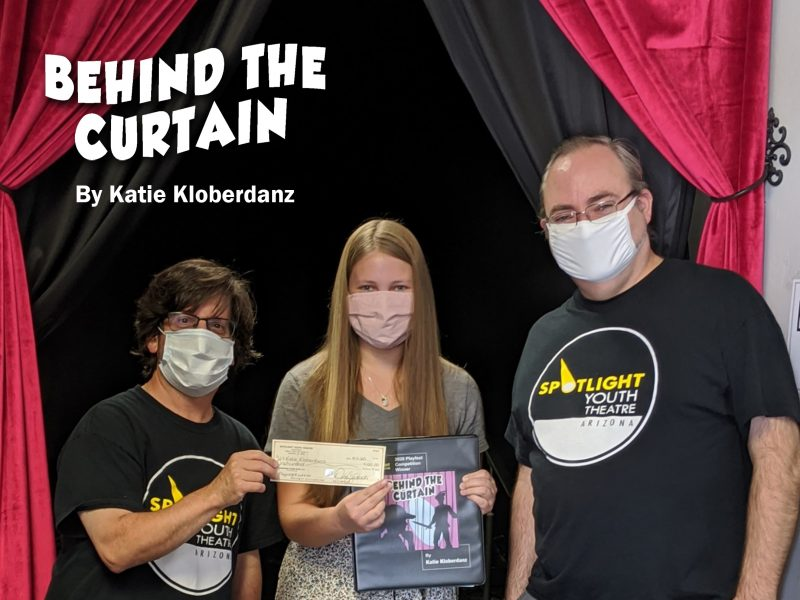 Spotlight Youth Theatre Playfest 2020-2021, competition winner Katie Kloberdanz