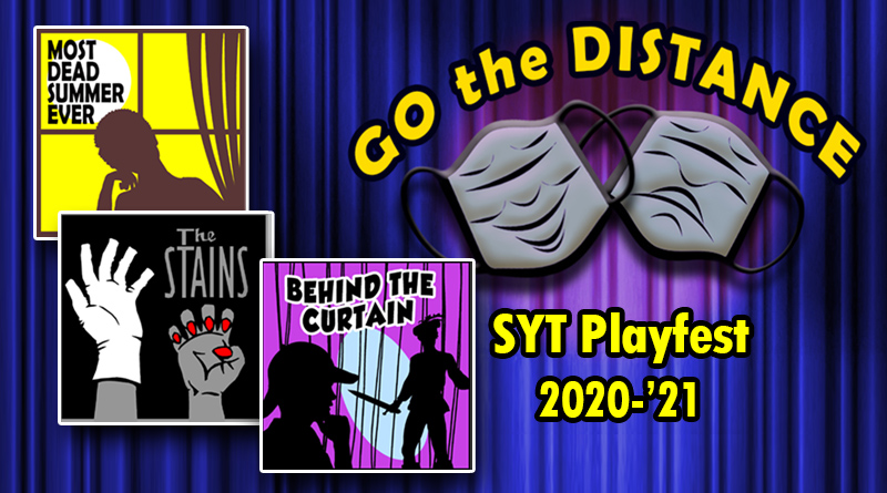 Spotlight Youth Theatre Playfest 2020-2021