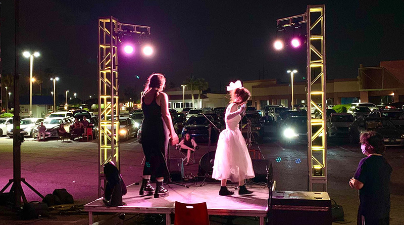 Spotlight Youth Theatre hosts Car-Baret and drive-in