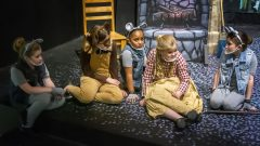 Cinderella: A Rock & Roll Fairytale produced by Spotlight Youth Theatre