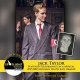 Award - Featured Performance in a Musical - Jack Taylor - Cabaret-292