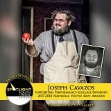 Award - Supporting Performance (College Division) - Joseph Cavazos - Cabaret-310