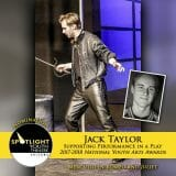 Nomination - Supporting Performance in a Play - Jack Taylor - Romeo and Juliet
