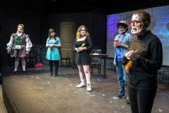 Spotlight Playfest 2020-'21, produced by Spotlight Youth Theatre of Arizona