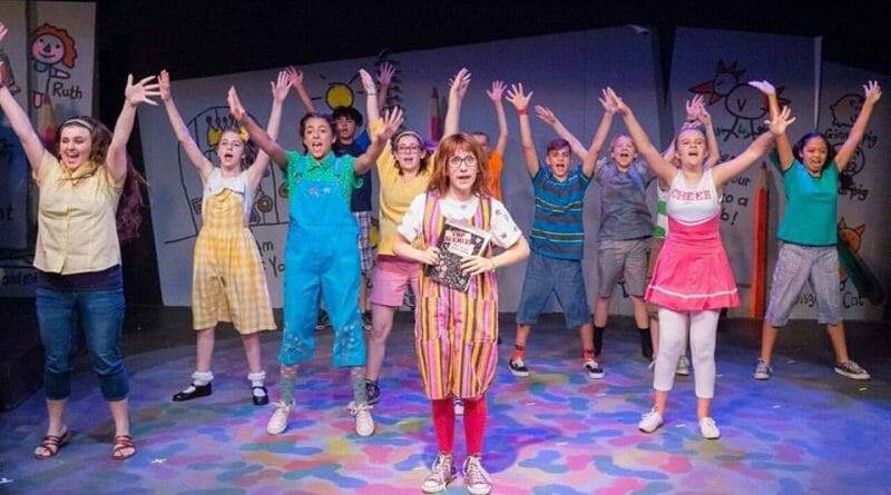 Junie B Jones production photo