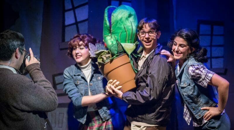 Spotlight Youth Theatre presents Little Shop of Horrors