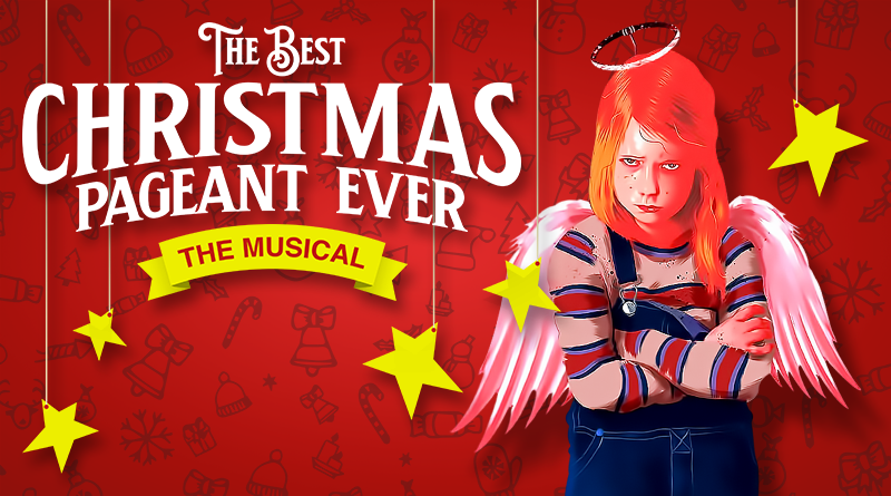 2020 Best Christmas Pageant Ever Musical Best Christmas Pageant Ever Artwork (Web Small) : Spotlight Youth