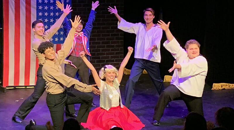 Spotlight Youth Theatre presents Gypsy, Aug 30-Sep 15, 2019