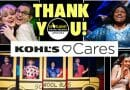 Spotlight Youth Theatre thanks Kohl's Cares