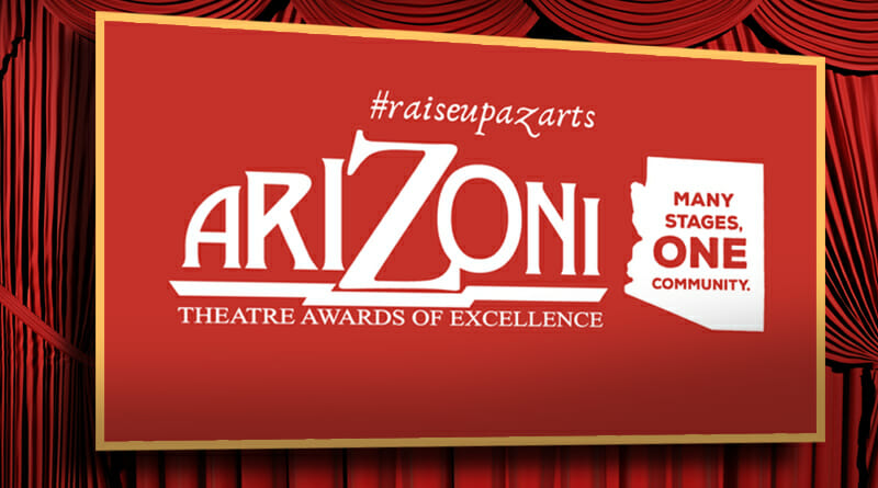 Spotlight Youth Theatre thanks ariZoni Theatre and Artist Relief