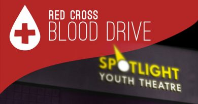 Spotlight Youth Theatre hosts blood drive