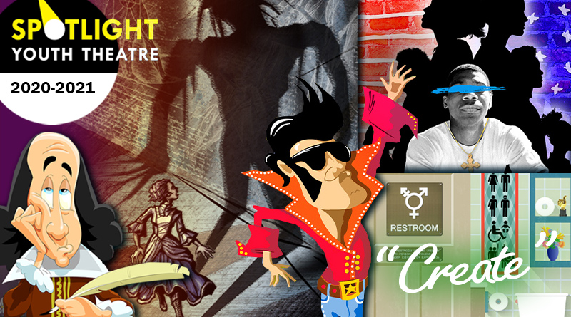 Spotlight Youth Theatre 2020-2021: Create