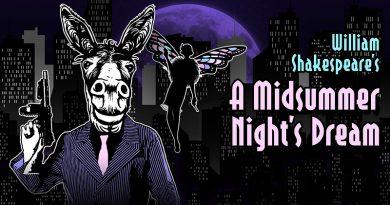 Spotlight Youth Theatre presents A Midsummer Night's Dream