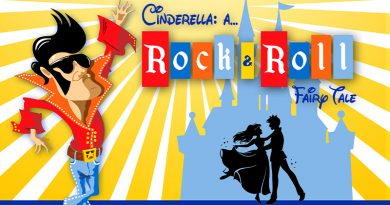 Cinderella: A Rock & Roll Fairytale