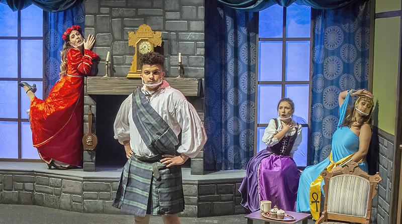 Desperate Housewives of Shakespeare at Spotlight Youth Theatre