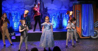 Cinderella: A Rock & Roll Fairytale