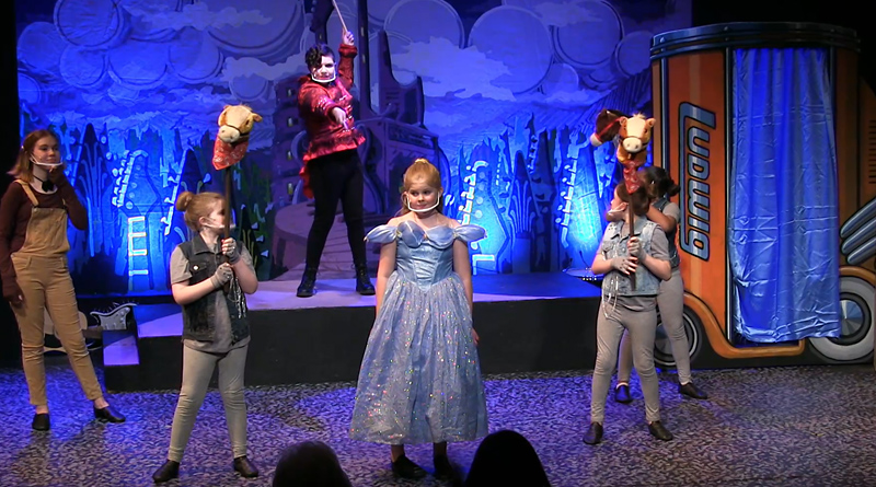 Spotlight Youth Theatre presents Cinderella: A Rock & Roll Fairytale