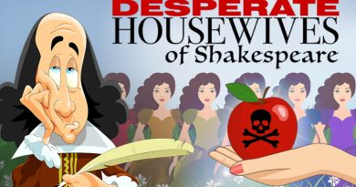 Desperate Housewives of Shakespeare
