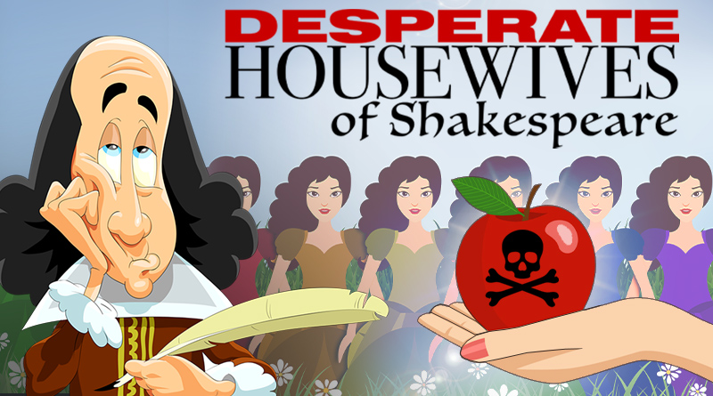 Desperate Housewives of Shakespeare produced by Spotlight Youth Theatre