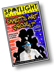 Emmett's Art Project produced by Spotlight Youth Theatre